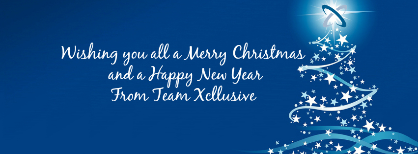 Merry Christmas from Team Xcllusive