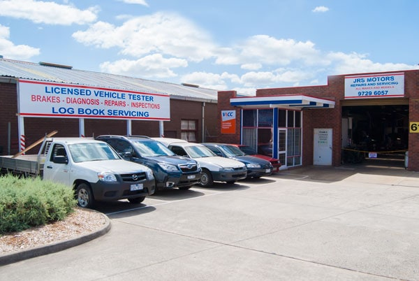 Automotive Repairs Est 46 yrs – Outer East Melbourne, Main Road Location