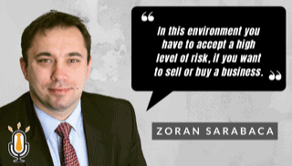 The Deal Room - Zoran Sarabaca