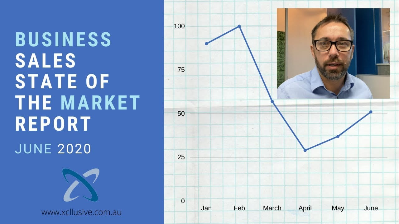 Business Sales State of the Market Update June 2020