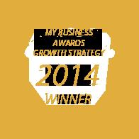 Xcllusive Business Brokers - Award 2014 mybusiness award