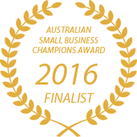 Xcllusive Business Brokers - Award 2016 Small Business Champion