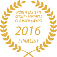 Xcllusive Business Brokers - Award 2016 Business Chamber award