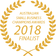 Xcllusive Business Brokers - Award 2018 Small Business Champion