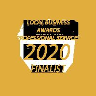 Xcllusive Business Brokers - Award 2020 Local business award