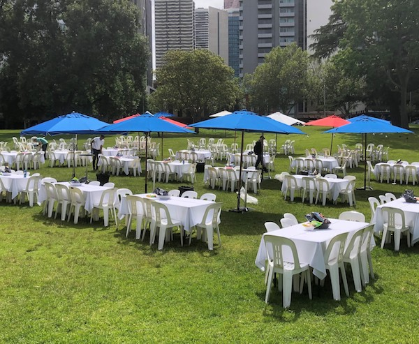 Established Outdoor Marquee Hire Business For Sale – Melbourne