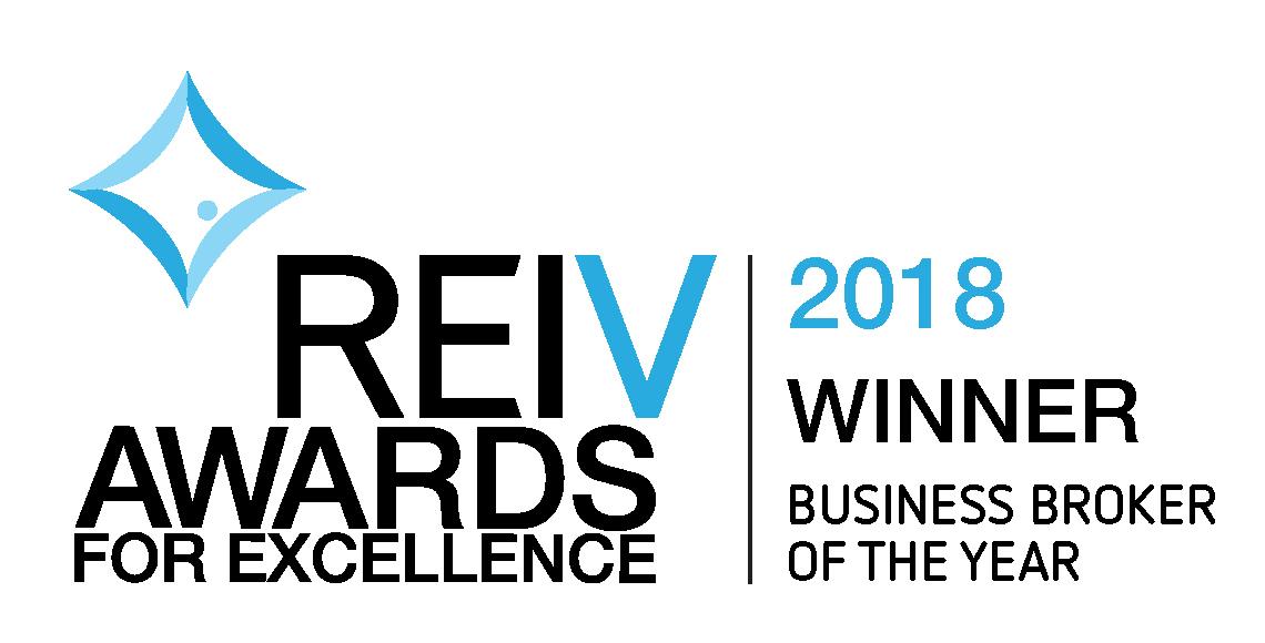 REIV Business Broker of the Year Award