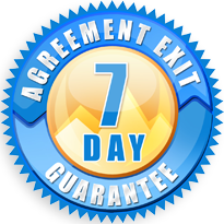 7-Day Agreement Exit Guarantee