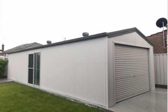 Quality Steel Building Supplier – Southern Sydney. $247,000 Earnings to Owner 2020