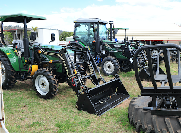 Profitable Queensland Distributor of Tractors and Implements, Established 10 Years